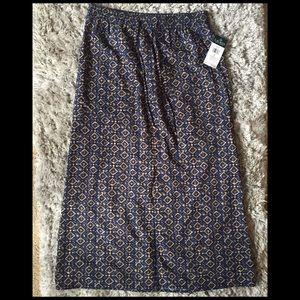 Lauren Ralph Lauren Maxi Small Skirt